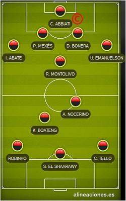 [FIFA 13] [Carrière Hakim] AC Milan Aquipe10