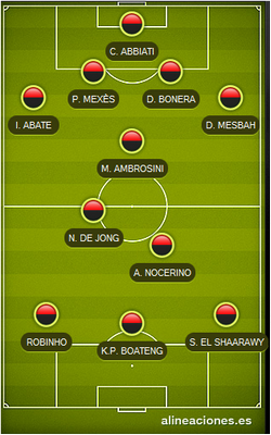 [FIFA 13] [Carrière Hakim] AC Milan Malaga10