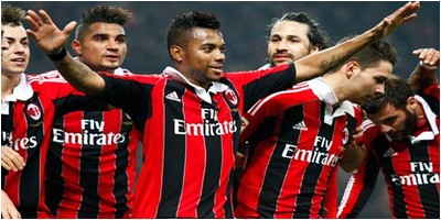 [FIFA 13] [Carrière Hakim] AC Milan Robinh11