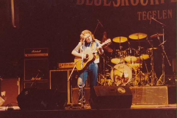 Photos de Brian Kuin - Bluesrockfestival in Tegelen, The Netherlands, 01 septembre 1984 Rory18