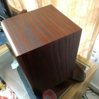 B&W CDM2 speaker Img_2030