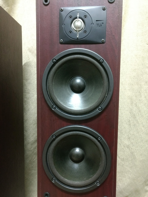 JBL TLX45 floorstander speaker Img_2038