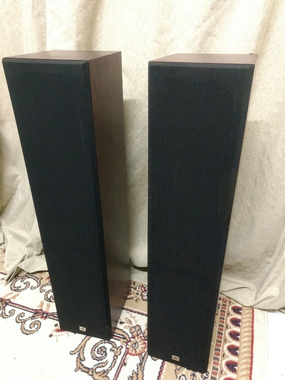 JBL TLX45 floorstander speaker Img_2039