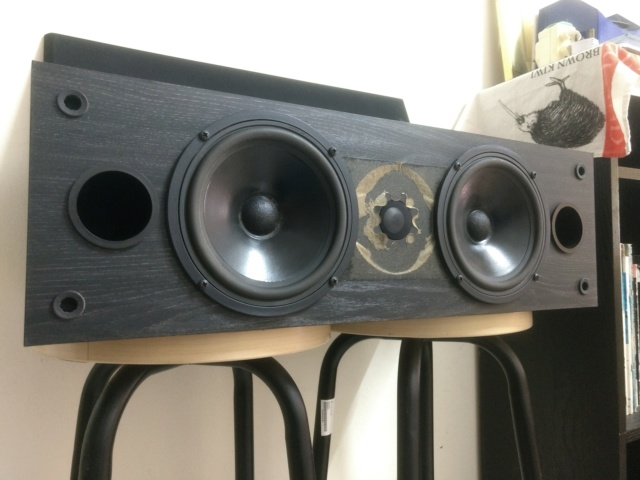 Signet LCR speakers Img_2040