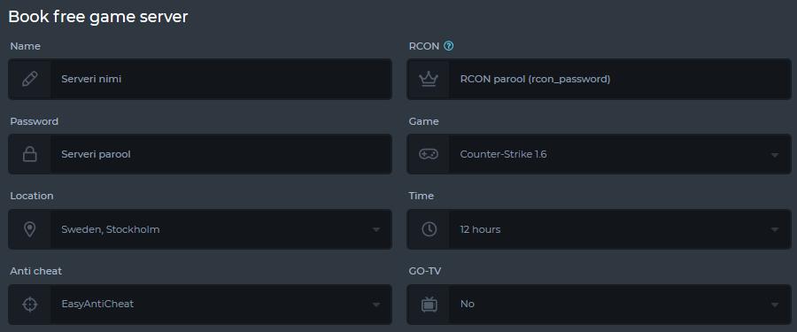 EAC serverite võtmine Game10