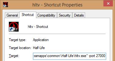 HLTV kasutamine ja mitme avamine Hltv111