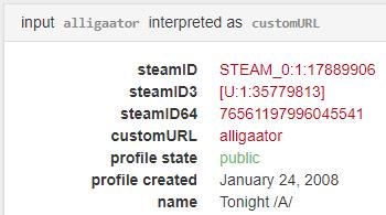 SteamID Converter Steam10