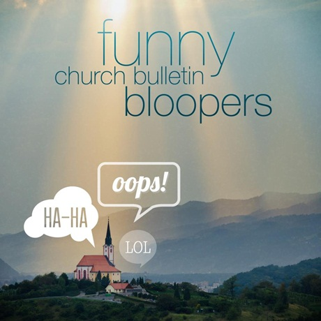 Funny Church Bulletin Bloopers 64901_11