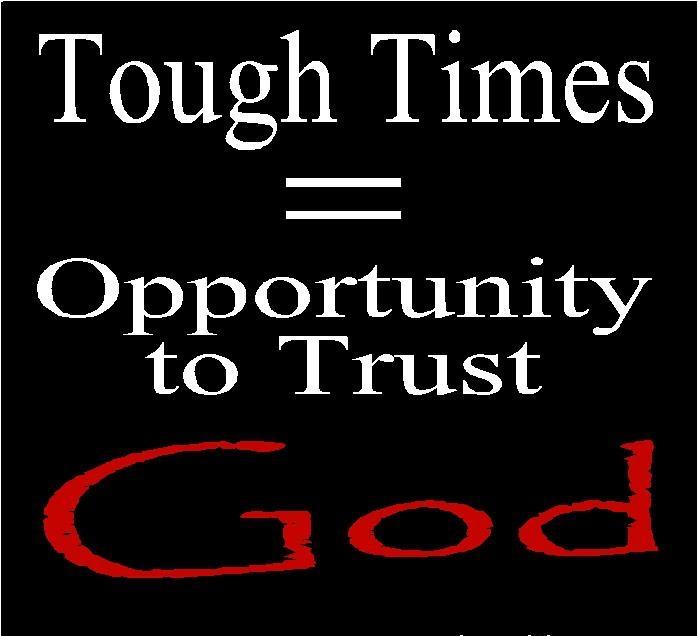 Tough Times...  73523810