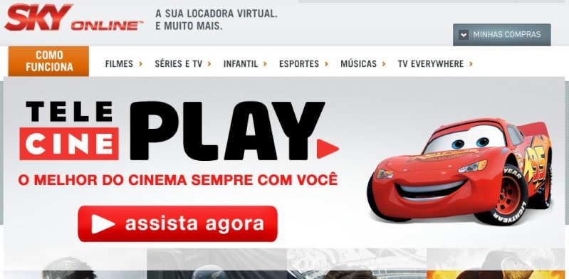 SKY anuncia novidades para o serviço over the top Screen12