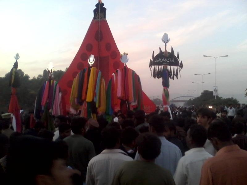 Matami Sangat Sada-e-Zainab Mohalla Hussaini Pira Jangla in 24 Moharram Shakriaal (islamabad) Img05410