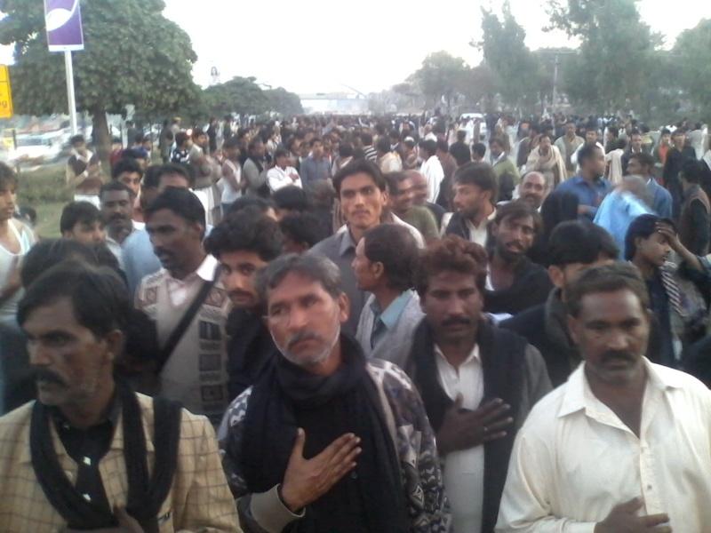 Matami Sangat Sada-e-Zainab Mohalla Hussaini Pira Jangla in 24 Moharram Shakriaal (islamabad) Img05510