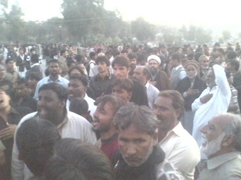 Matami Sangat Sada-e-Zainab Mohalla Hussaini Pira Jangla in 24 Moharram Shakriaal (islamabad) Img05611