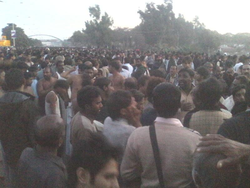 Matami Sangat Sada-e-Zainab Mohalla Hussaini Pira Jangla in 24 Moharram Shakriaal (islamabad) Img05710
