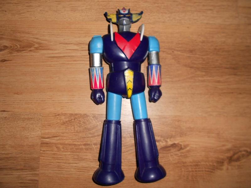 Goldorak - 1974- fabianplastica- Les figurines PVC 00112