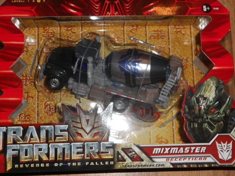 Transformers Revenge Of The Fallen (Hasbro), 2009 00214