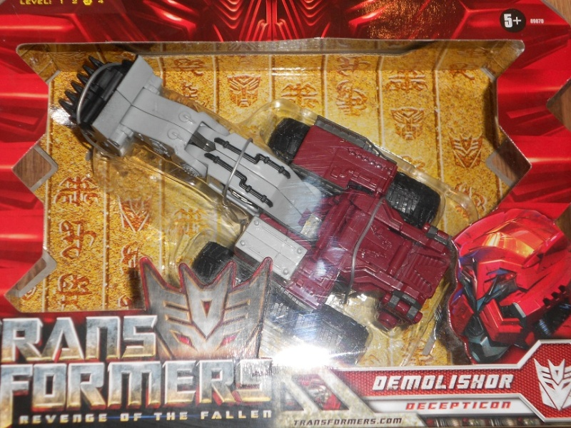 Transformers Revenge Of The Fallen (Hasbro), 2009 00515