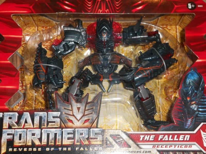 Transformers Revenge Of The Fallen (Hasbro), 2009 00713