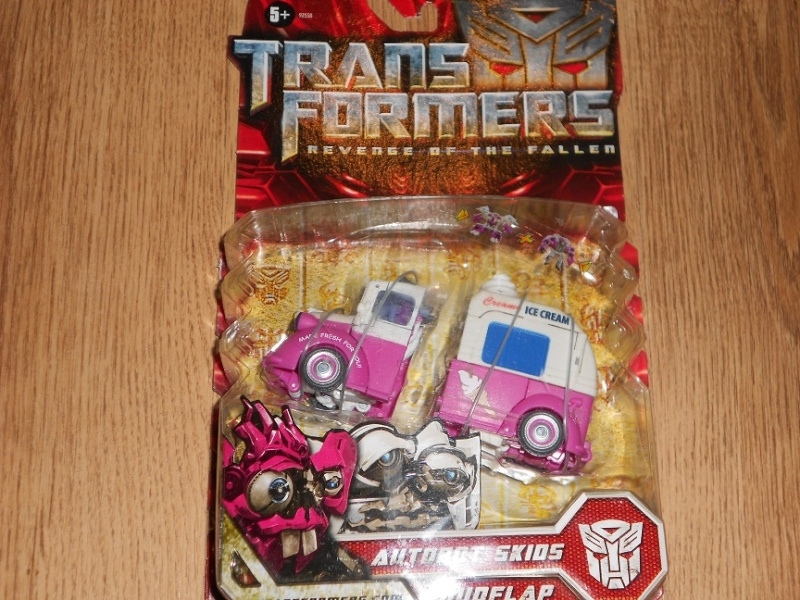 Transformers Revenge Of The Fallen (Hasbro), 2009 03711