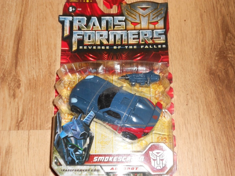 Transformers Revenge Of The Fallen (Hasbro), 2009 04011