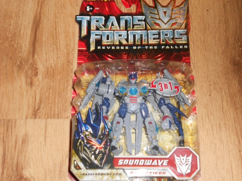 Transformers Revenge Of The Fallen (Hasbro), 2009 05011