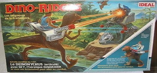 Dino Riders (Tyco) Deinon10