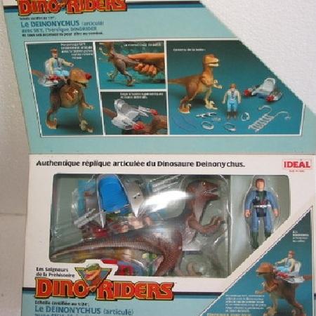 Dino Riders (Tyco) Deynon10
