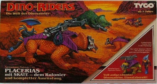 Dino Riders (Tyco) Placer10