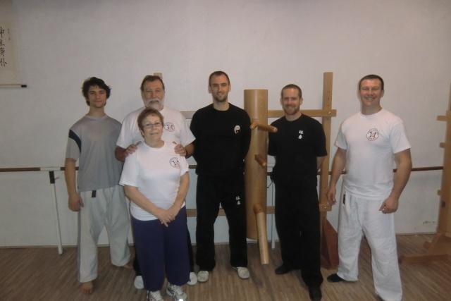 Stage de mannequin de bois (Wing Chun) à Mazamet avec Cédric Azémat Cimg0210