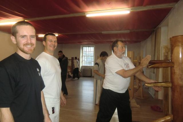 Stage de mannequin de bois (Wing Chun) à Mazamet avec Cédric Azémat Cimg0211