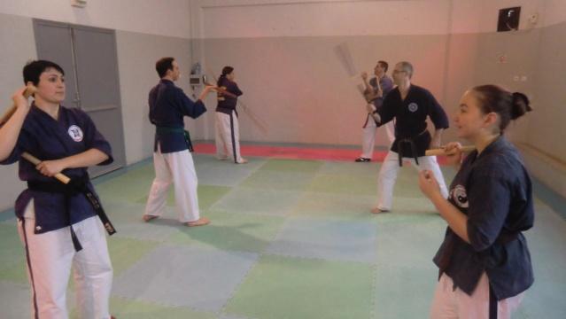 Stage et tournoi de nunchaku à Théza le samedi 26/01/2013 Cimg0612