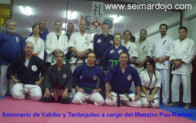 Stage de tambo et yubibo à Barcelone le 19 janvier 2013 Groupe13