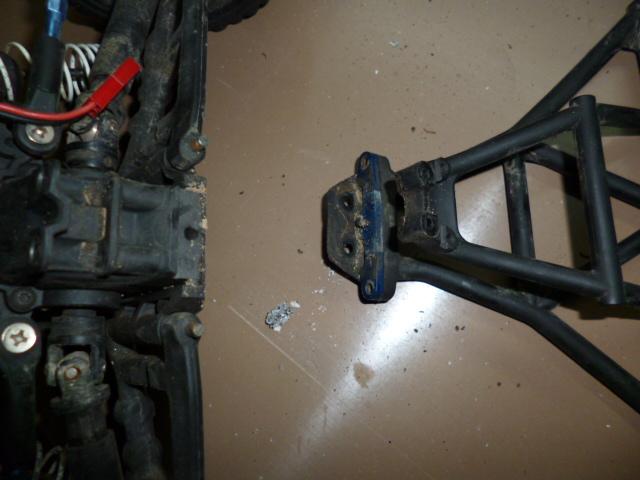 Slash/Stampede 4x4 - Tuto demontage diff arrière P1000322