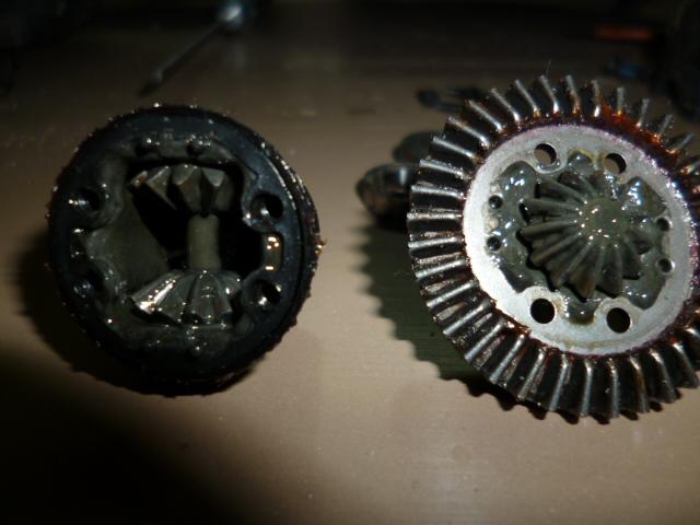 Slash/Stampede 4x4 - Tuto demontage diff arrière P1000329