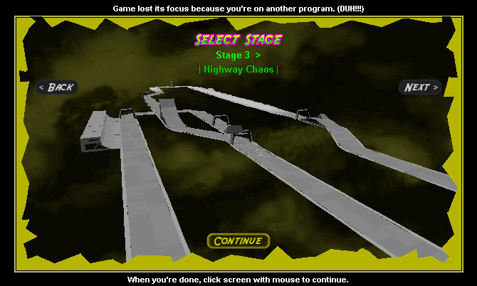 my version Need for madness race to death(craziest graphics) Bandic12