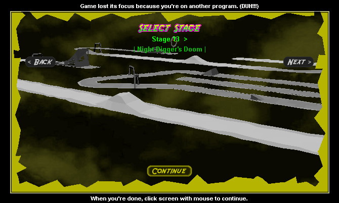 my version Need for madness race to death(craziest graphics) Bandic31