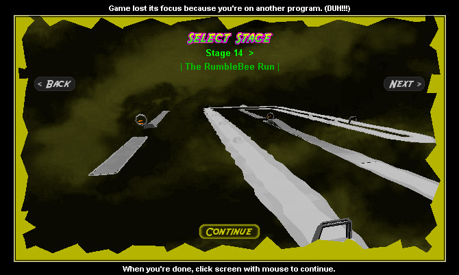 my version Need for madness race to death(craziest graphics) Bandic32