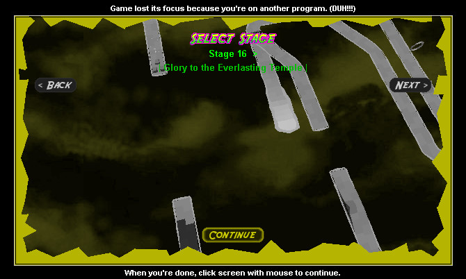 my version Need for madness race to death(craziest graphics) Bandic35