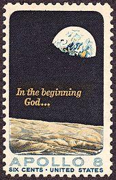 Philatélie Spatiale USA - 1969 - Apollo 8 170px-10