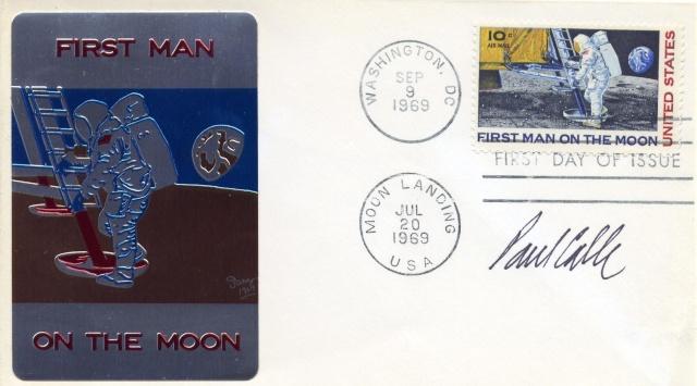 Philatélie Spatiale USA - 1969 - Timbre Apollo 11 1969_014