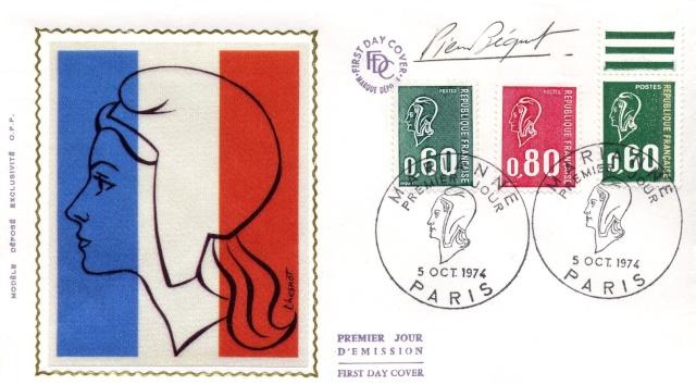 Disparition de Pierre Béquet (1932 - 2012), artiste créateur de timbres et graveur 1974_010