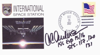 L'astronaute Clay Anderson quitte la NASA 2007_110
