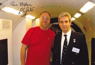 15ème anniversaire du vol de Leopold Eyharts Mission Soyouz TM-27 2011_010