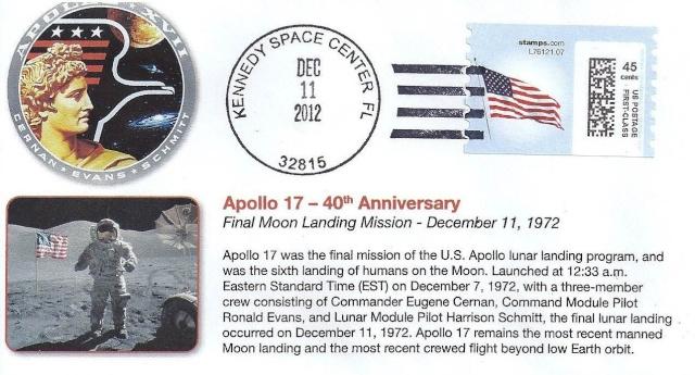 Apollo 17 et la philatélie 2012_110