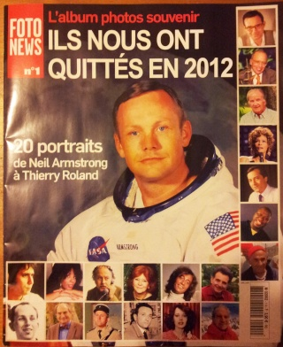 Disparition de Neil Armstrong - La couverture médiatique de la presse écrite (France) 20130122