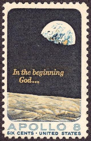 Philatélie Spatiale USA - 1969 - Apollo 8 387px-11