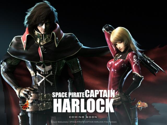 A ne pas rater - Captain Harlock alias Albator au cinéma  Albato10