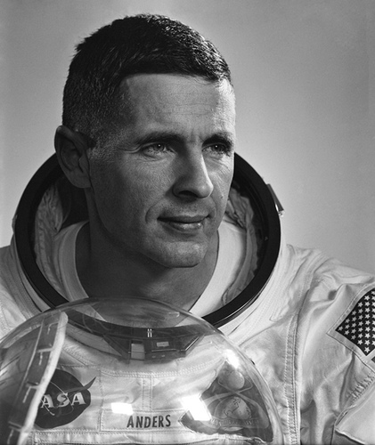 Apollo 8 - La mission - Rares Documents, Photos, et autres ... Anders10