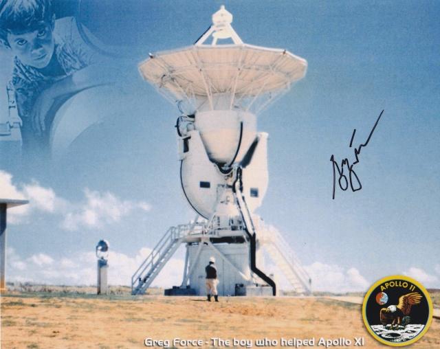 L'histoire de Greg Force, 10 ans, qui ''sauve'' la mission Apollo 11 Apollo10