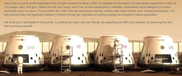 Mars One : Arrivée sur Mars en 2023 - Début des sélections d'astronautes Captur10